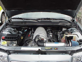 Chrysler 300 Performance Air Intake