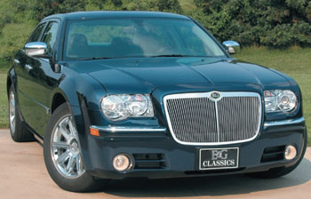 Chrysler 300 Billet Grille