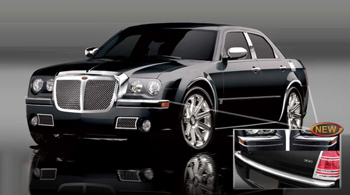Chrysler 300 Chrome Accessories