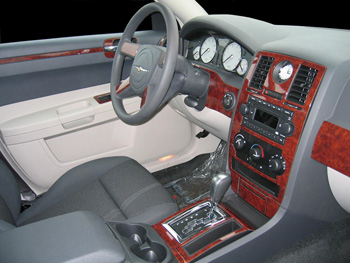 2010 chrysler 300 dash kits - Chrysler 300 interior accessories ...