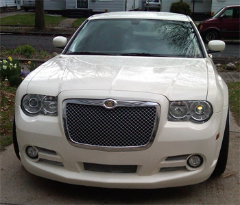 Chrysler 300 Ground Package